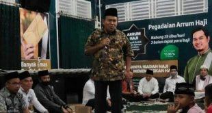 Cak Amir Evaluasi Badan Otonom dan Lembaga di PWNU Sumsel